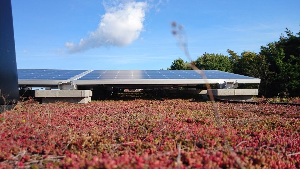 solenergi solceller tak