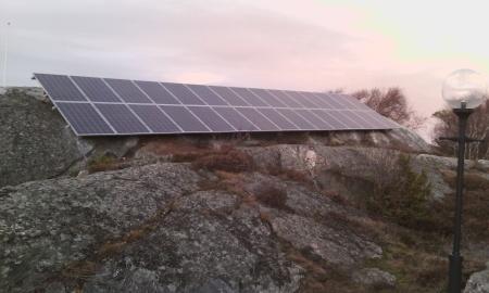 Solenergi, solpaneler solceller