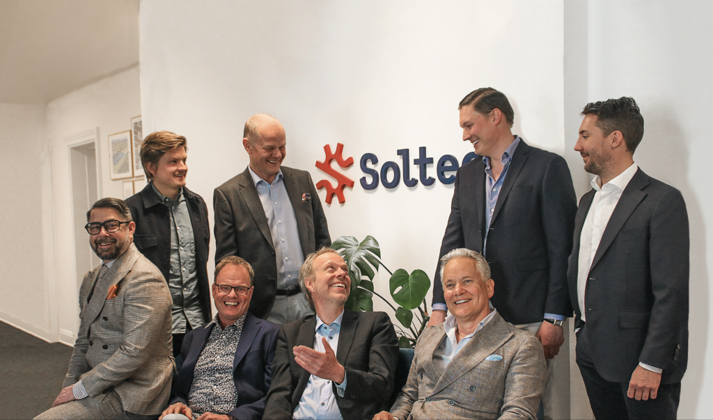 VD koncern Soltech